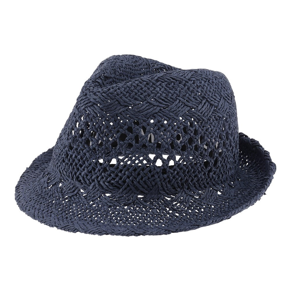 Summer Shade - Deep Dive - Straw hat with a short brim