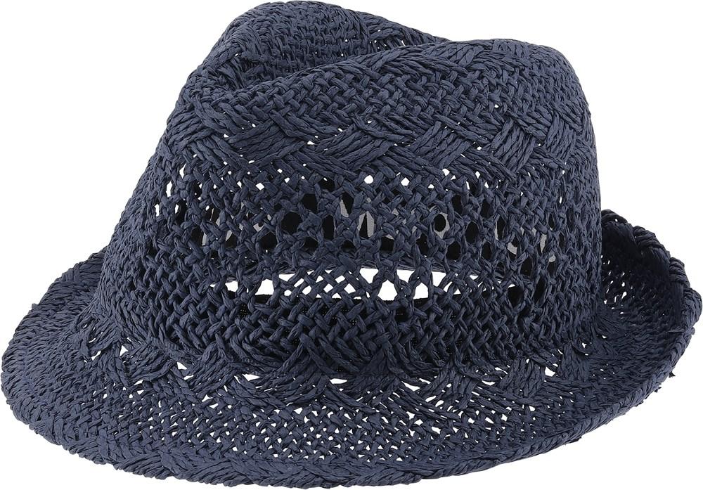 Summer Shade - Deep Dive - Straw hat with a short brim