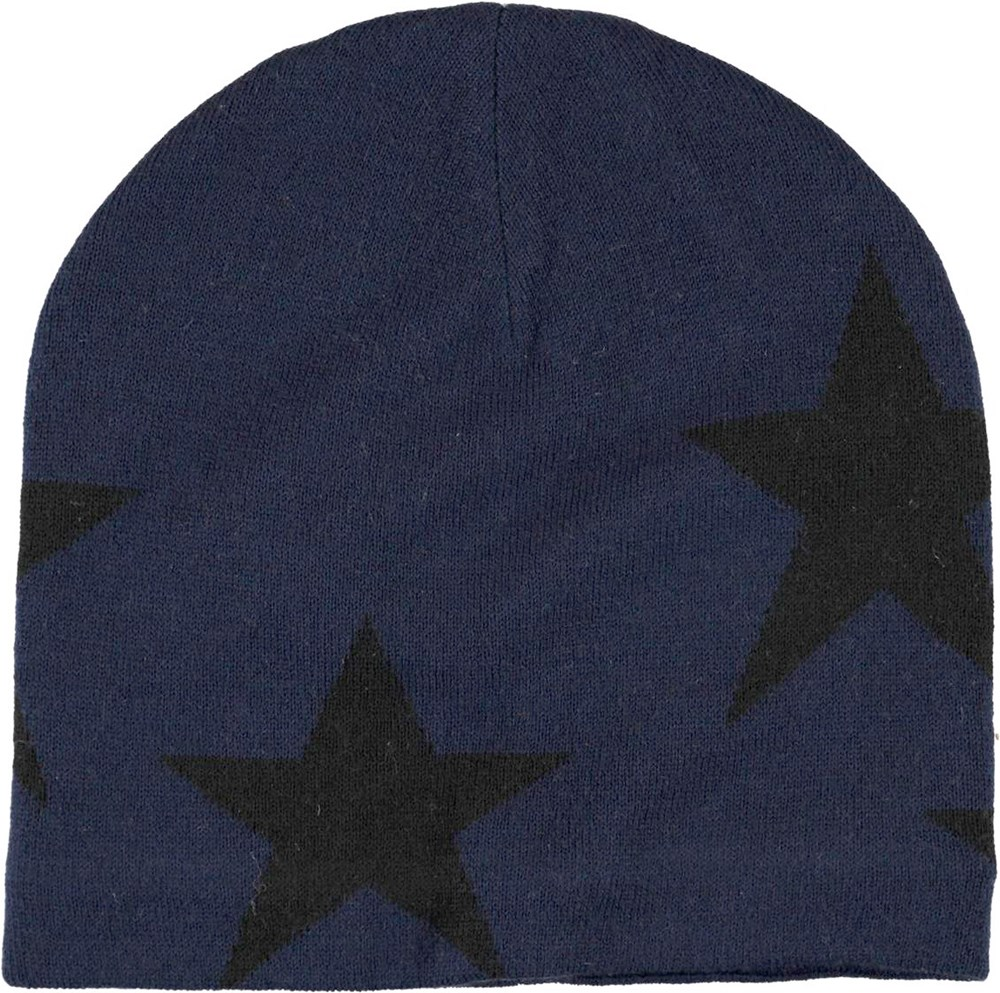 Colder - Ink Blue - Star knit