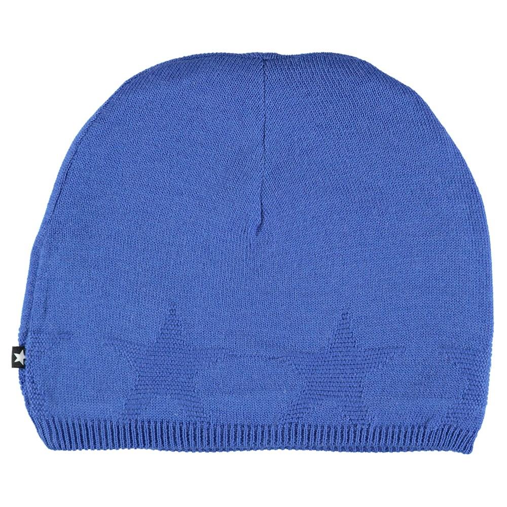 Colder - Real Blue - Blå hat with stars