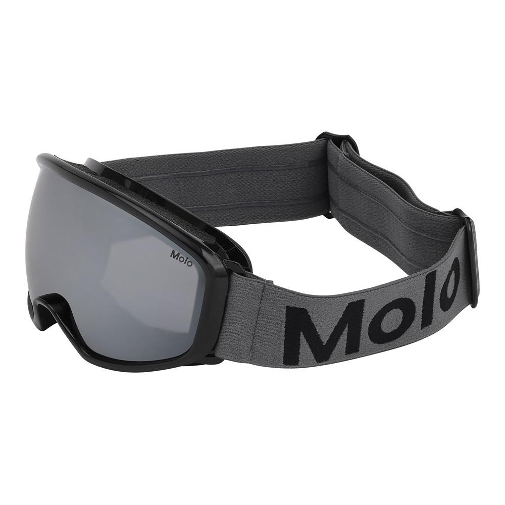 Frameless - Smokey Grey - Grey ski goggles