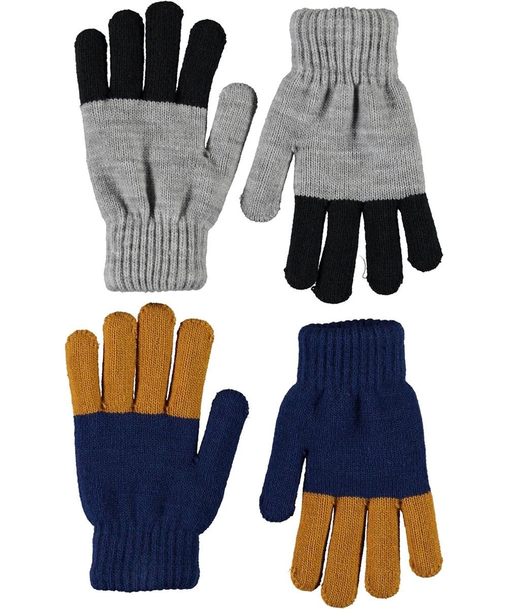 Keen - Ink Blue - Plain knit