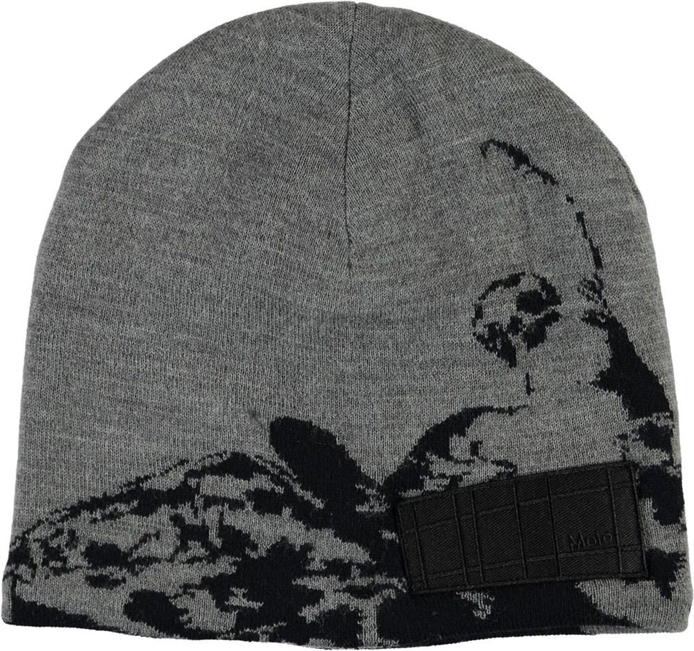 Kite - Snowboarder - Jaquard knit