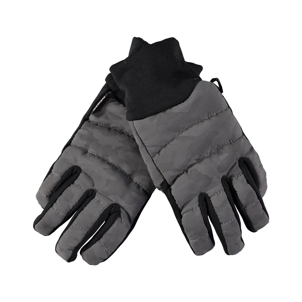 Moses - Reflective Camo - Cool down mittens with reflective surface