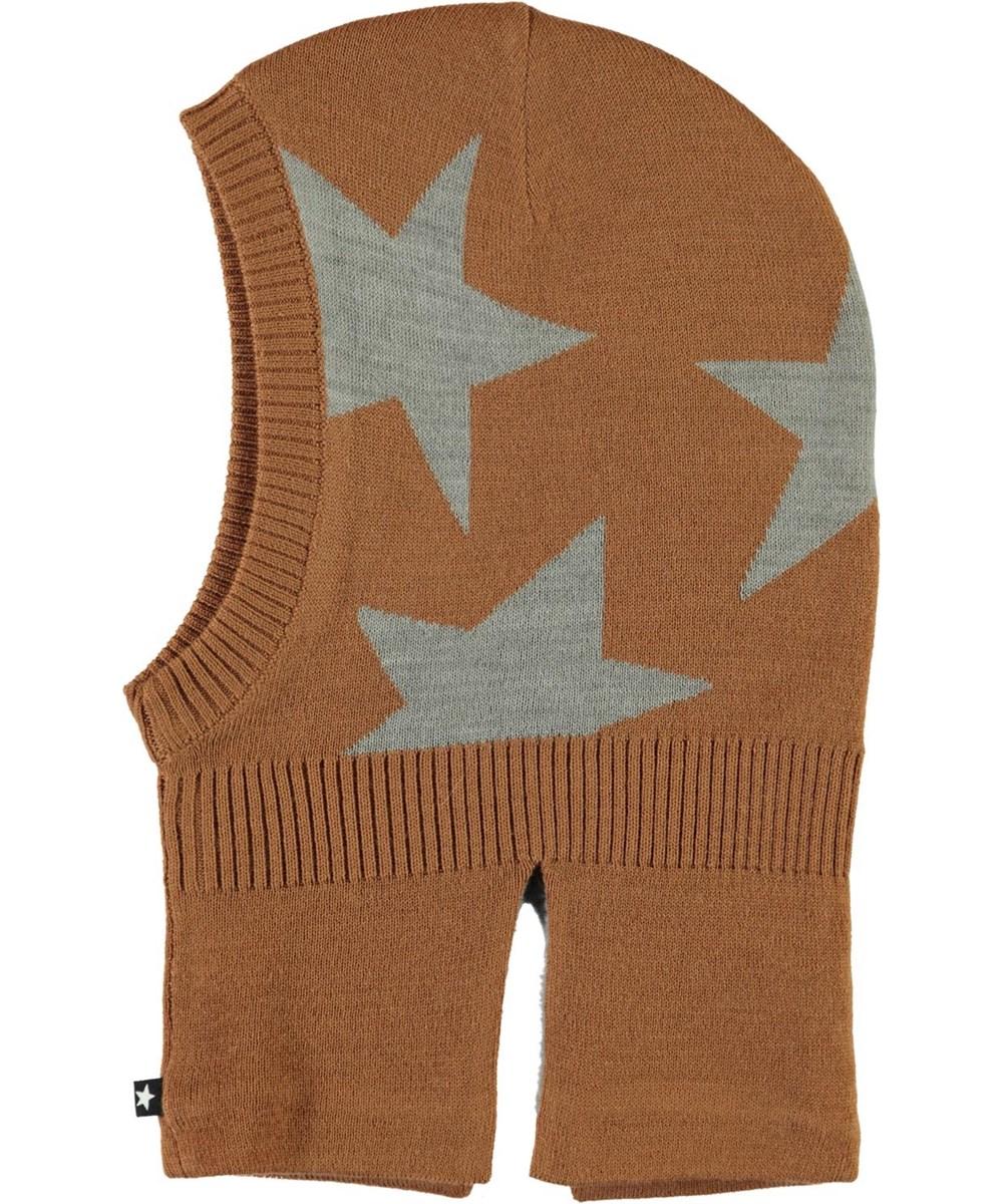 Snow - Autumn Leaf - Star knit
