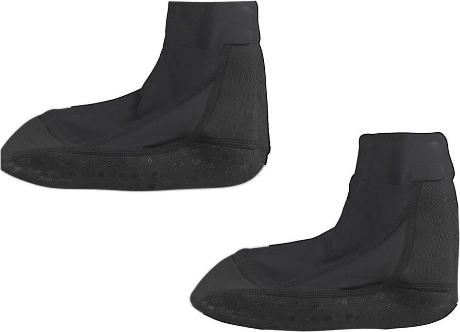 Zabi - Black - Black neoprene aqua socks