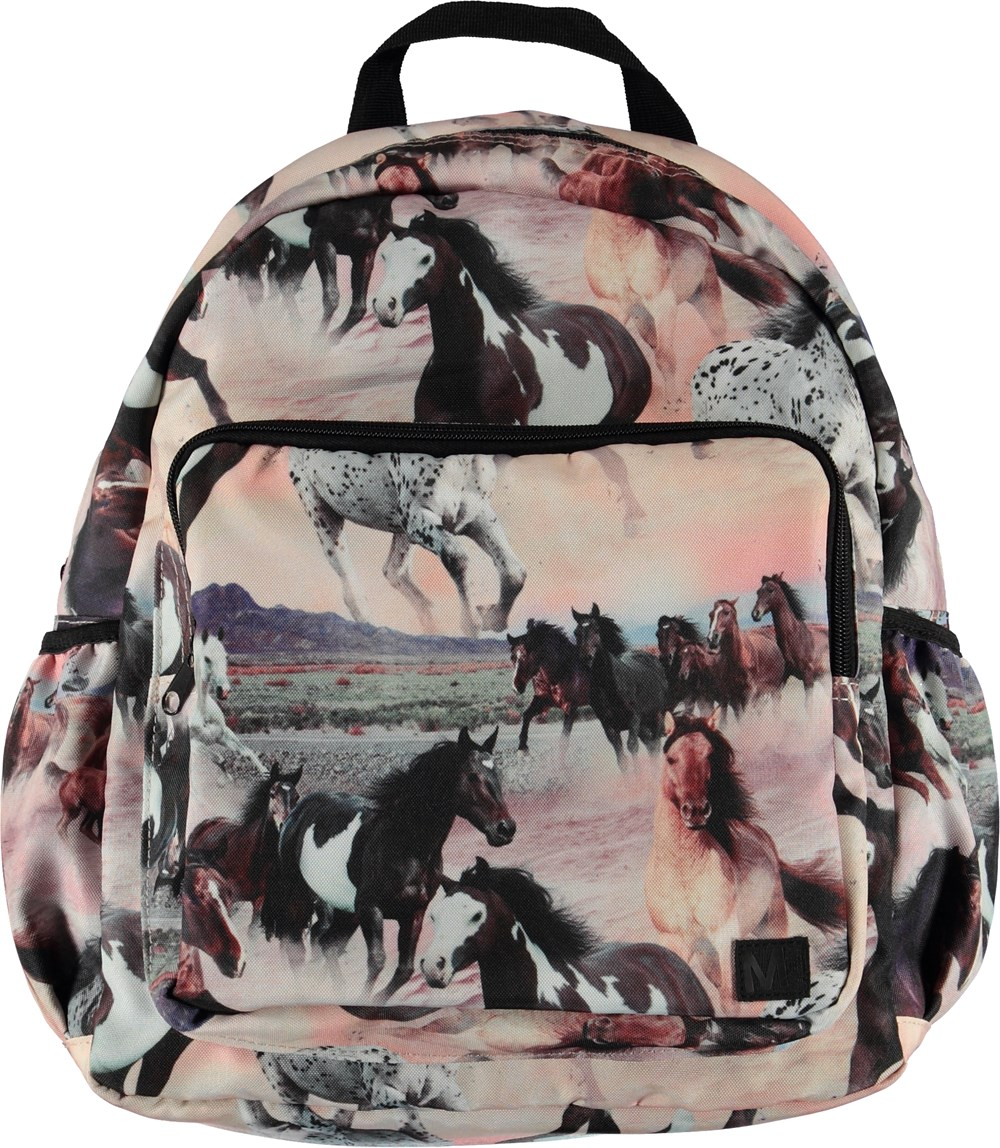 Big backpack - Wild Horses - Big Backpack