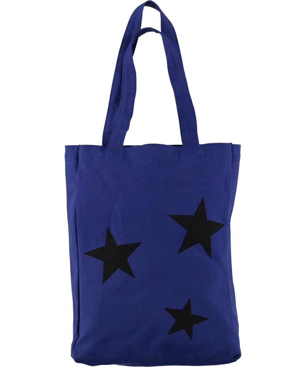 Canvas shopper - Limoges - blå totebag