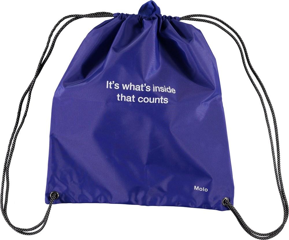 Kit Bag - Royal Blue - Blå gymnastiktaske