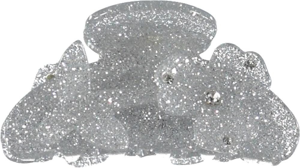 Glitter Hairclip - Cinder Block - Hårspænde med glimmer.