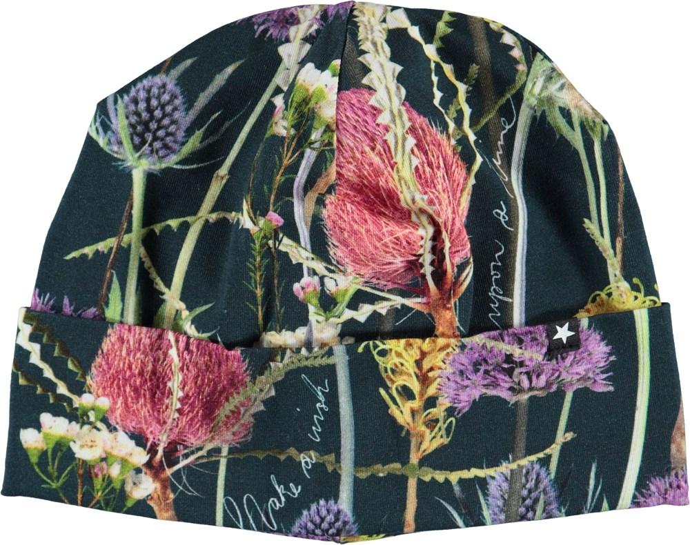 Namora - Sleeping Beauty - Hue med blomster.