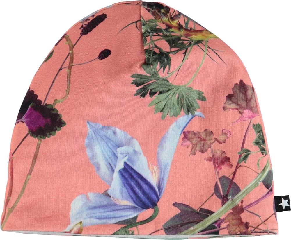 Nedine - Flowers Of The World - Blomstret hue.