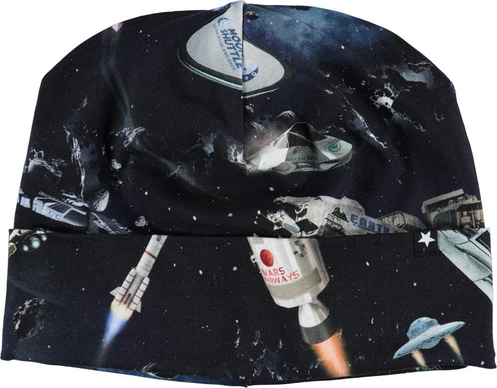 Nico - Space Traffic - Hue med rumskibe.