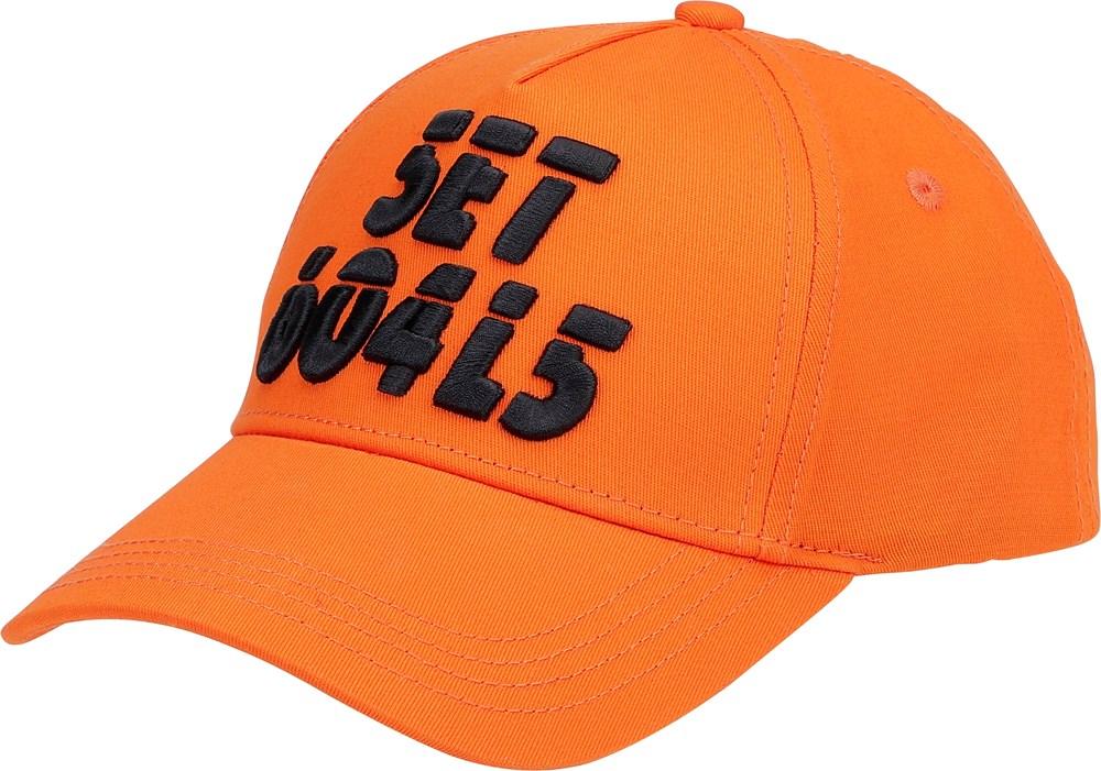 Sebastian - Signal Orange - Orange goals kasket