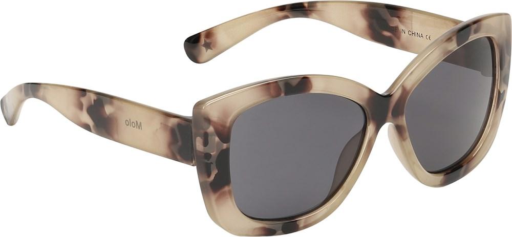 Sophisticated - Tortoise - Store solbriller med skildpaddemønster