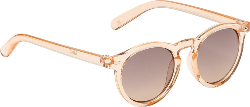 Sun Shine - Pale Peach - Transparente, orange baby solbriller