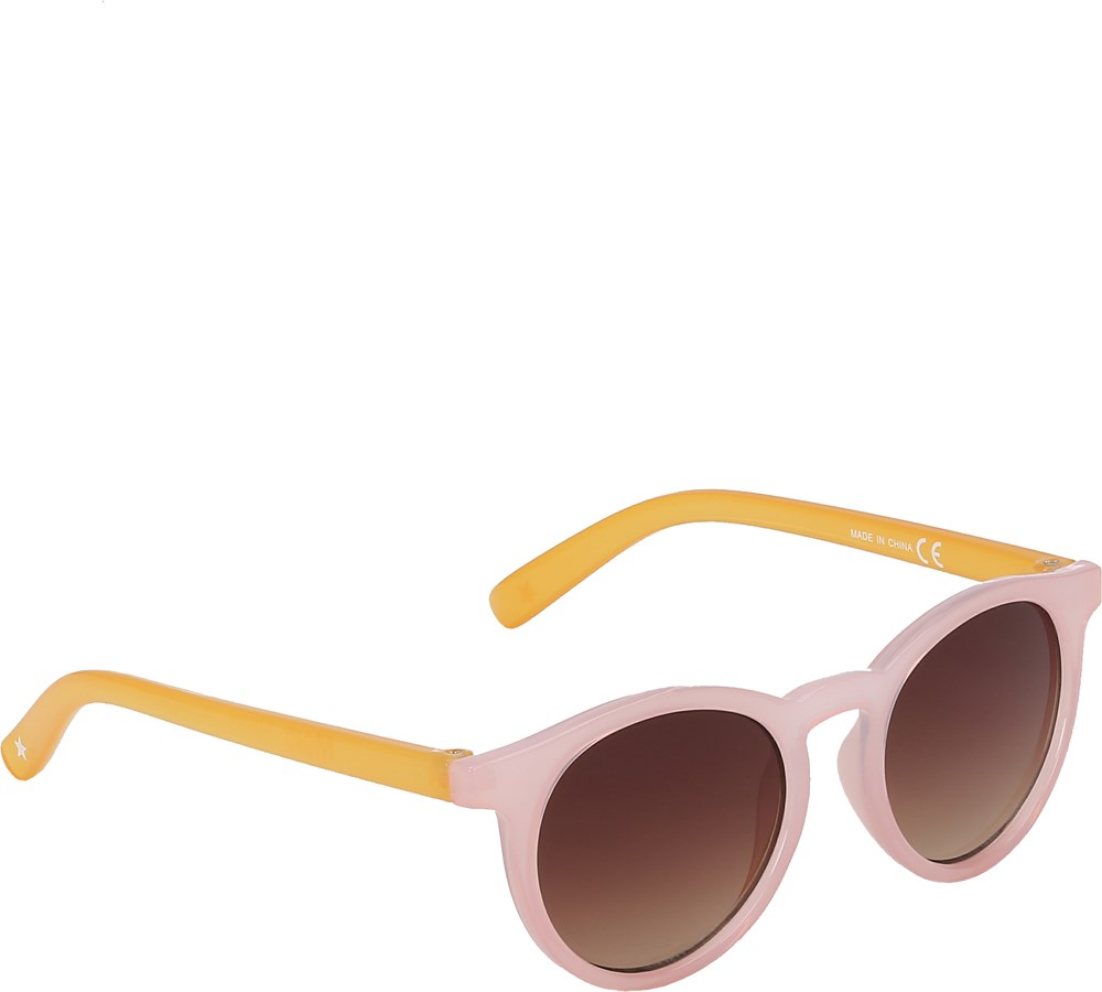 Sun Shine - Powder Pink - Babysolbriller