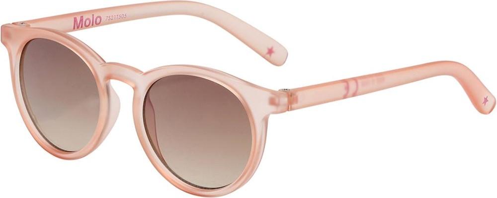 Sun Shine - Tropical Peach - Lyserøde solbriller med UV