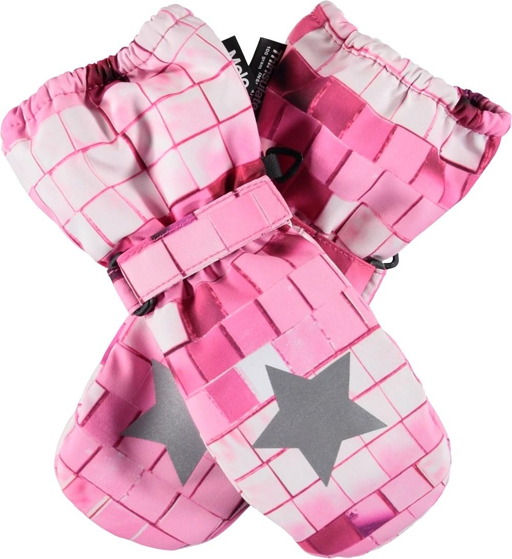 Igor - Pink Disco - Luffer med pink print.