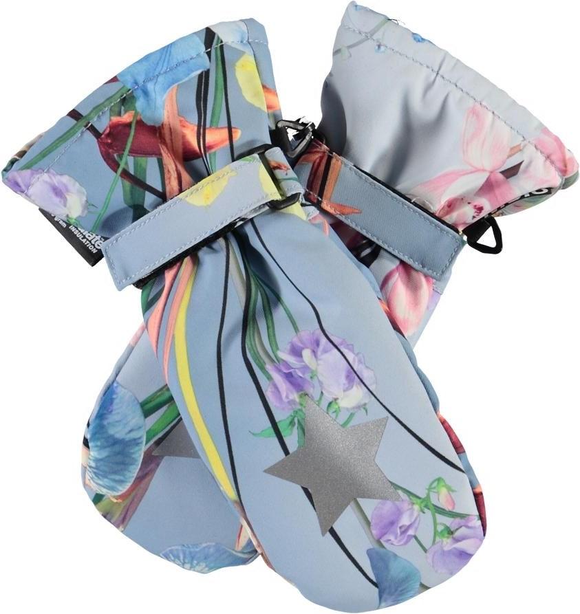 Mitzy - Ikebana - Blomster luffer med stjerne