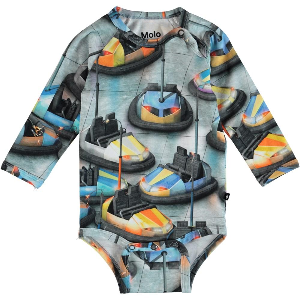 Field - Bumper Car - Molo Baby Bodysuit