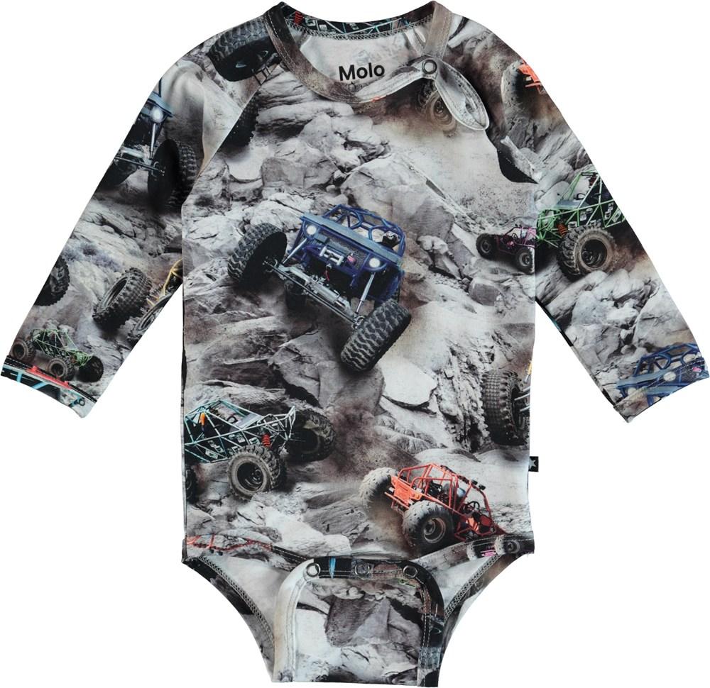 Field - Offroad Buggy - Molo Baby Bodysuit