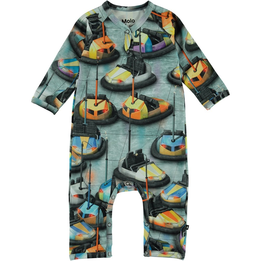 Fleming - Bumper Car - Baby Romper