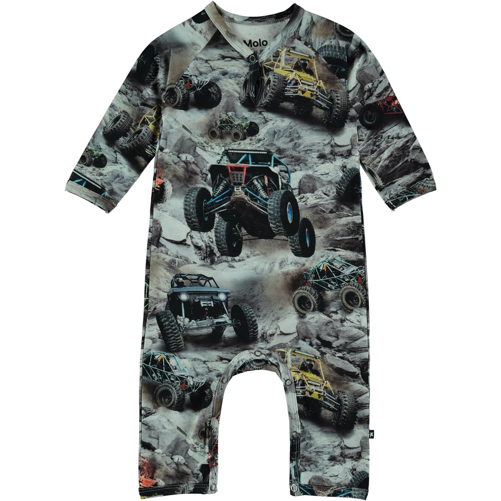 Fleming - Offroad Buggy - Baby Romper