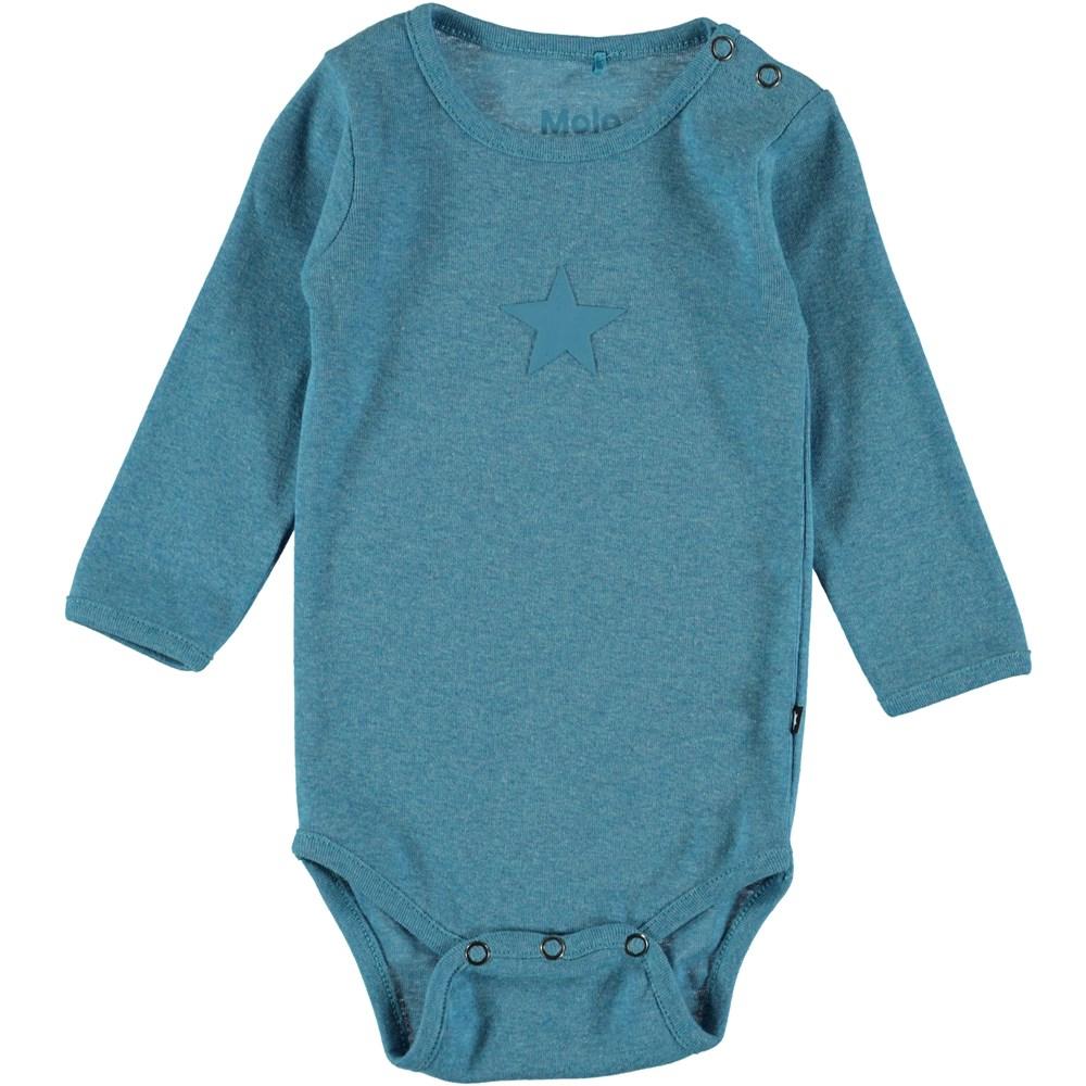 Foss - Dive Melange - Baby Bodysuit