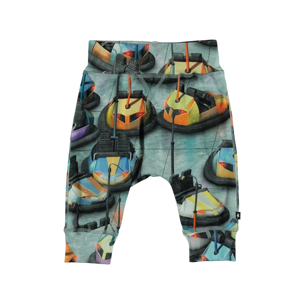 Sammy - Bumper Car - Baby Trousers