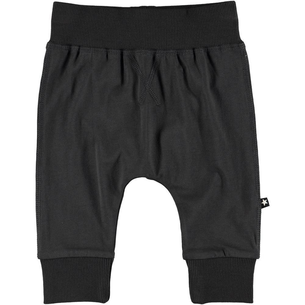 Sammy - Pirate Black - Baby Trousers