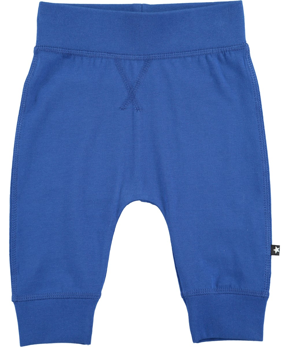 Sammy - Monaco Blue - Blue sweatpants