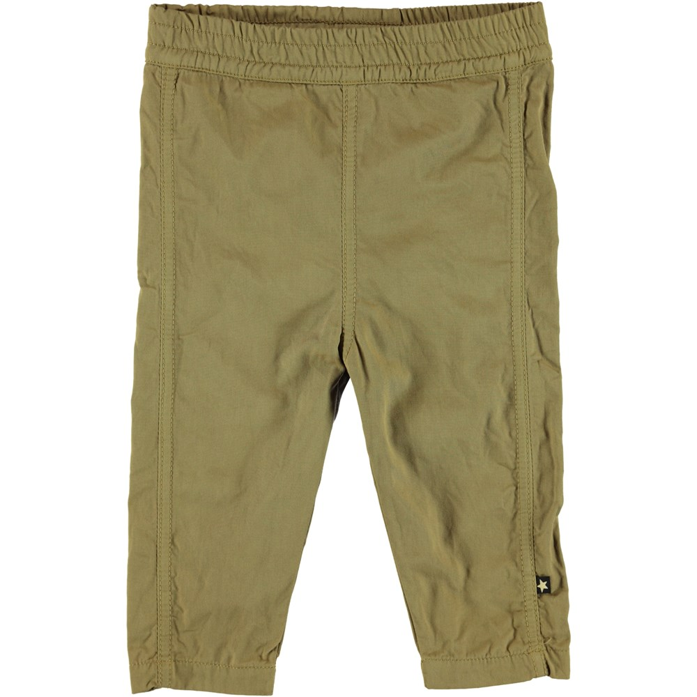 Some - Khaki - Baby Trousers