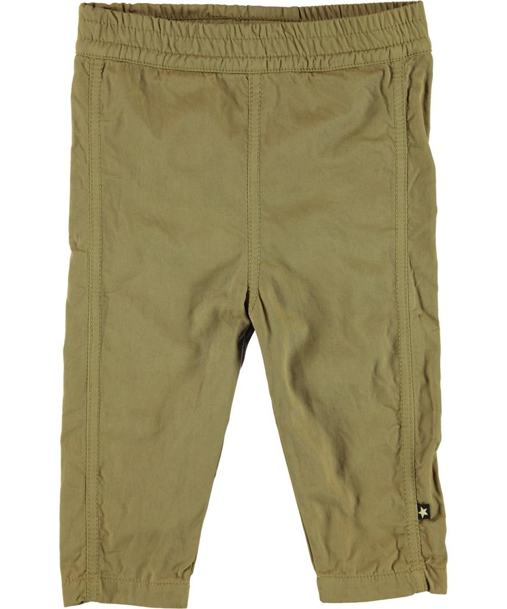 Some - Khaki - Baby Trousers