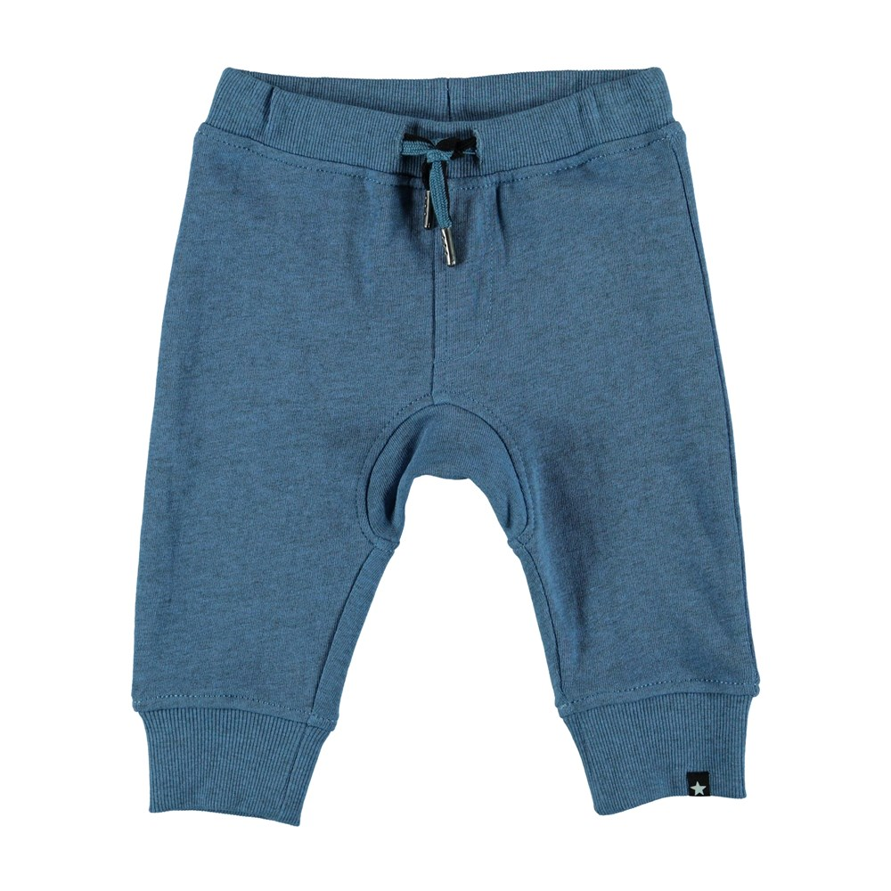 Stan - Blue Ribbon - Baby Trousers