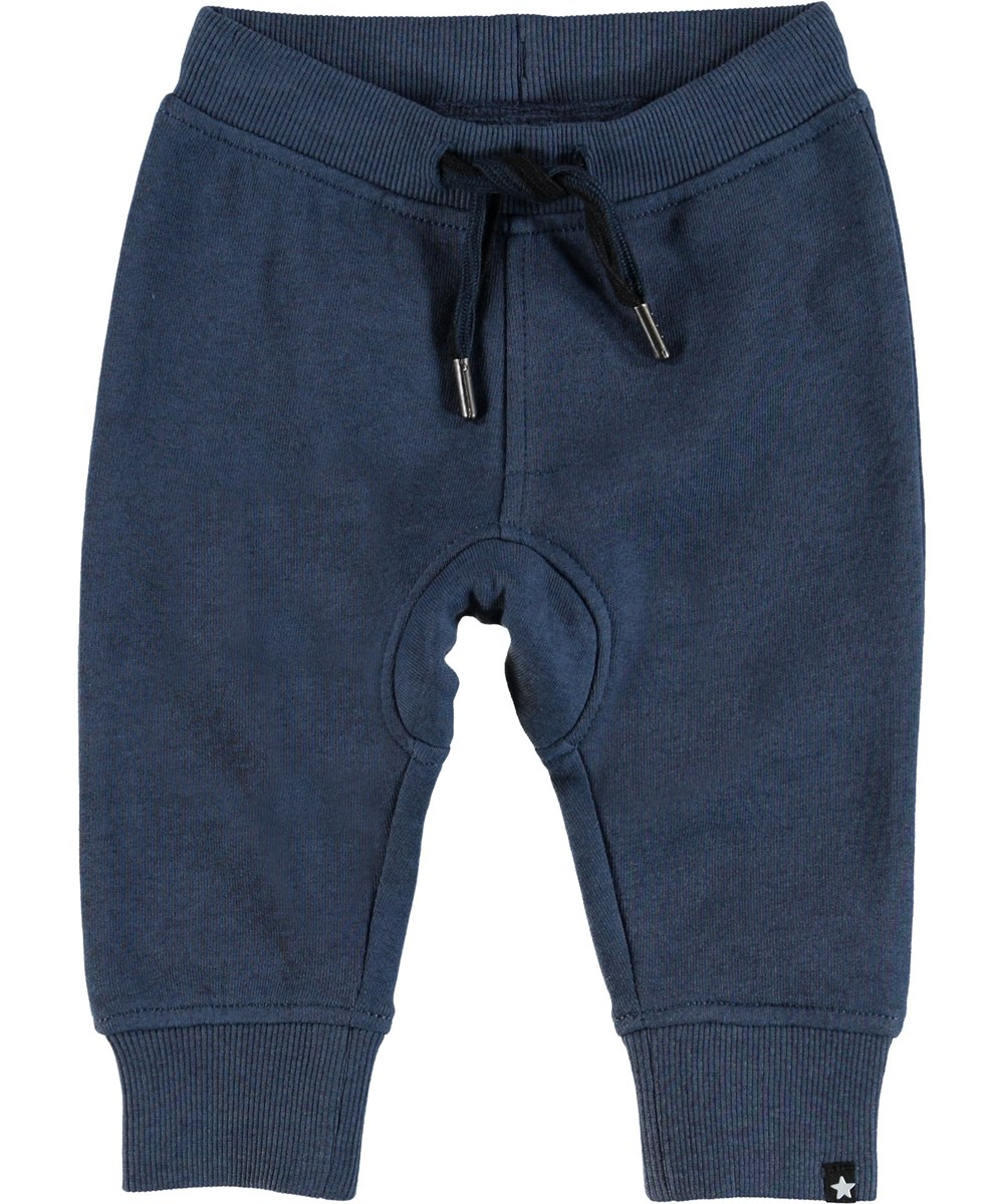 Stan - Infinity - Blue baby sweatpants.