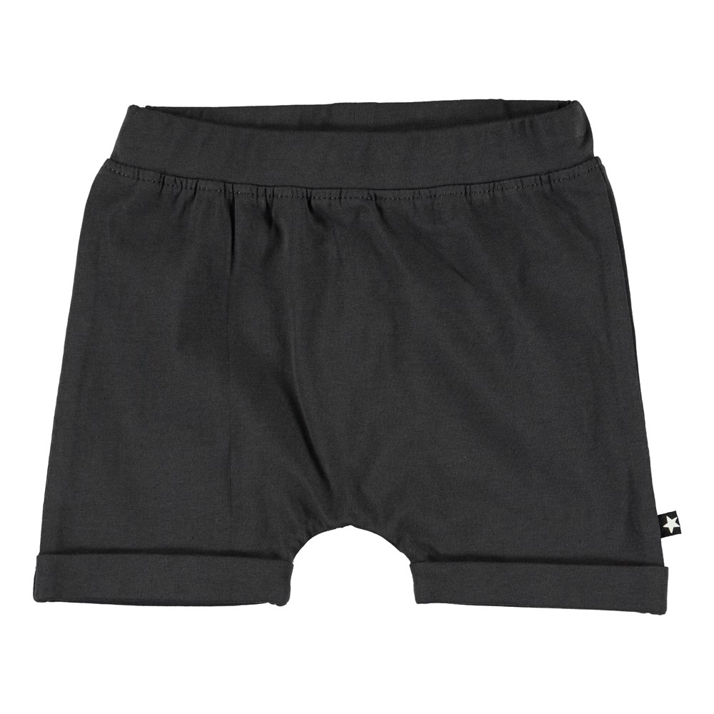 Samir - Pirate Black - Baby Shorts
