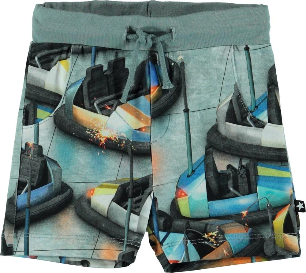 Simroy - Bumper Car - Baby Shorts