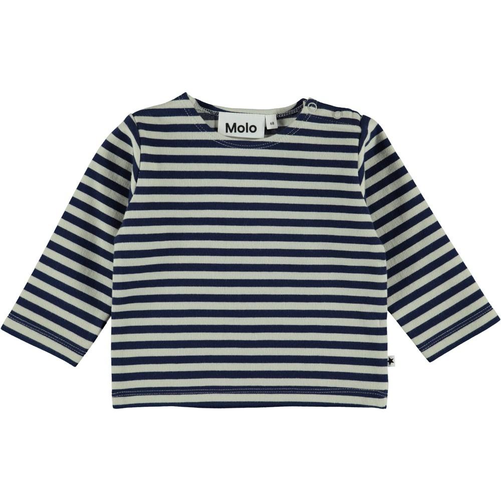 Dosto - Narrow Stripe - Baby Top