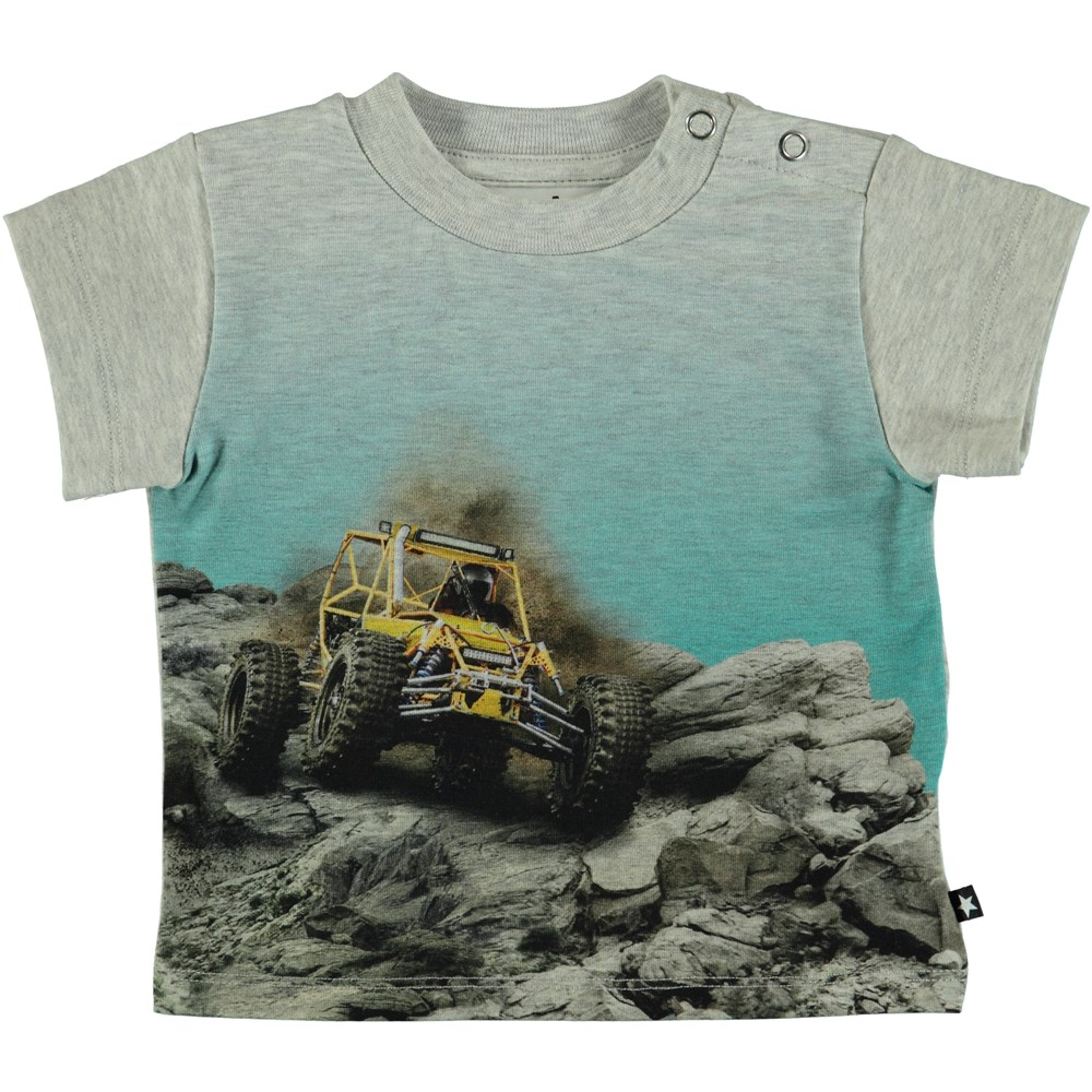 Emilio - Mini Buggy - Baby T-Shirt