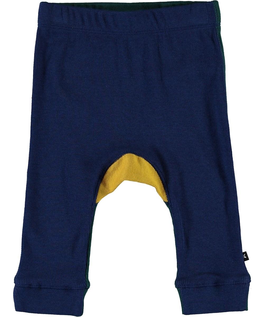 Seb - Colour Block - Color block baby bukser