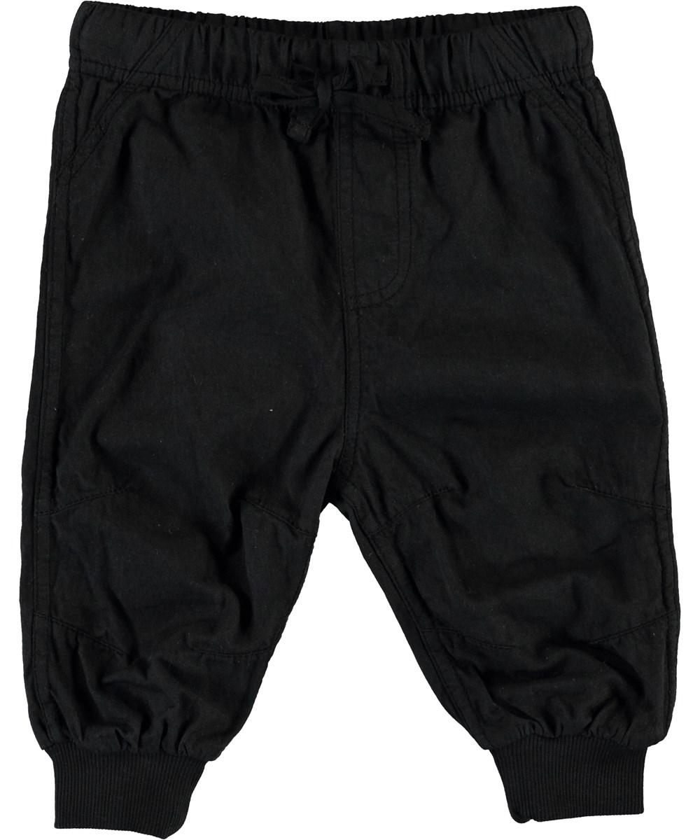 Shay - Black - Sorte baby bukser
