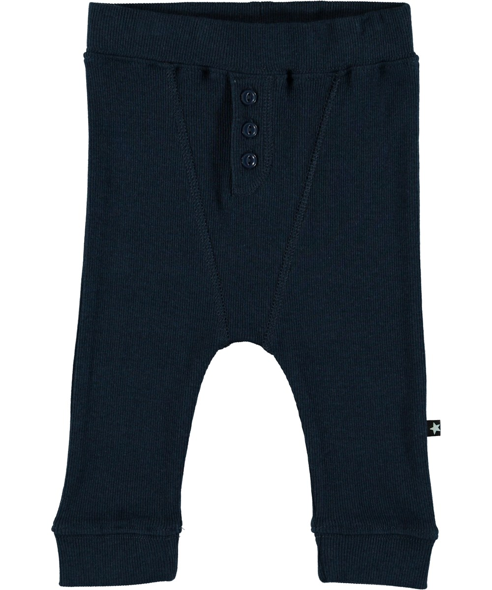 Simpson - Infinity - Stribede baby bukser.