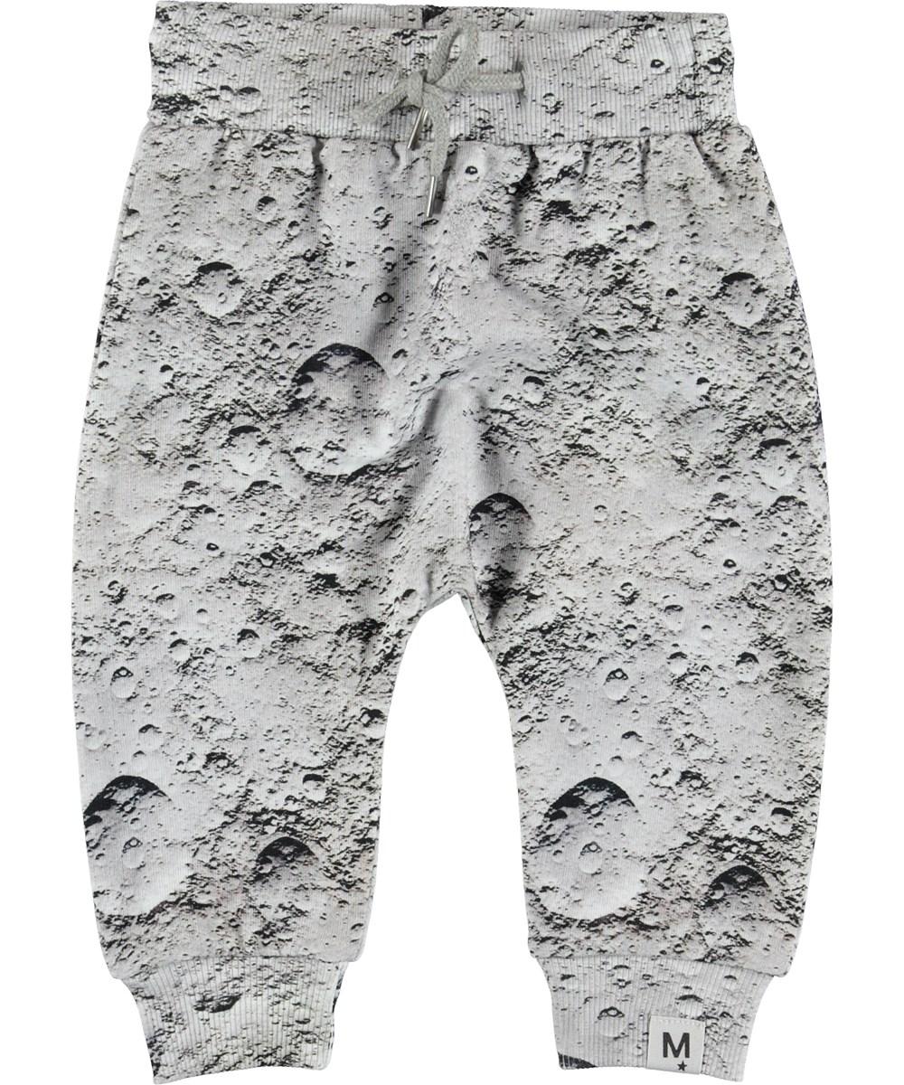 Solom - Moon - Grå baby bukser.