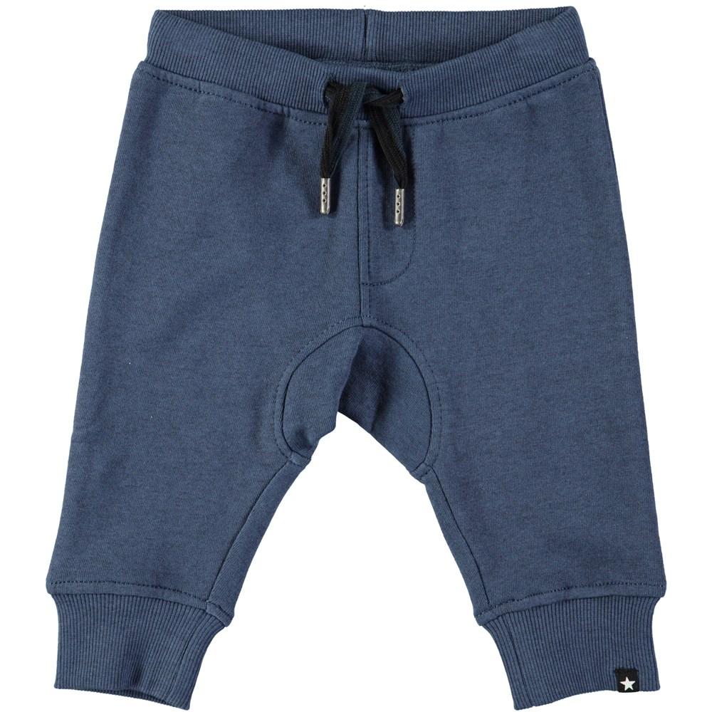 Stan - Infinity - Blå baby sweatpants