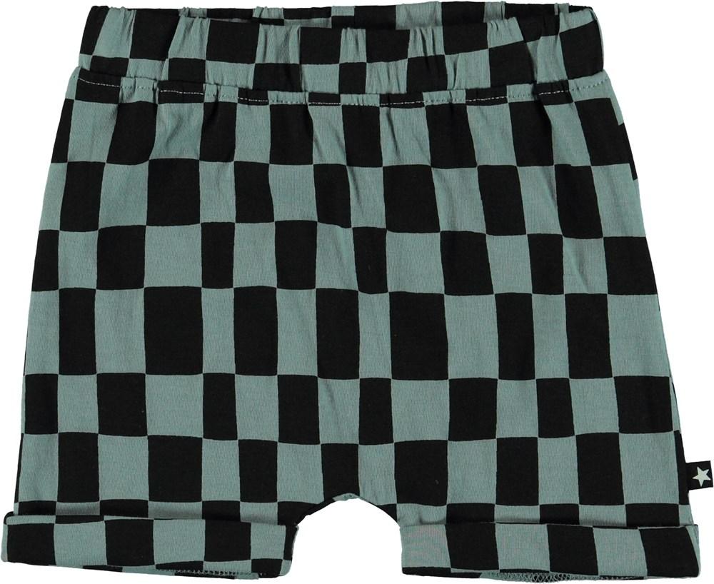 Samir - Check - Baby Shorts