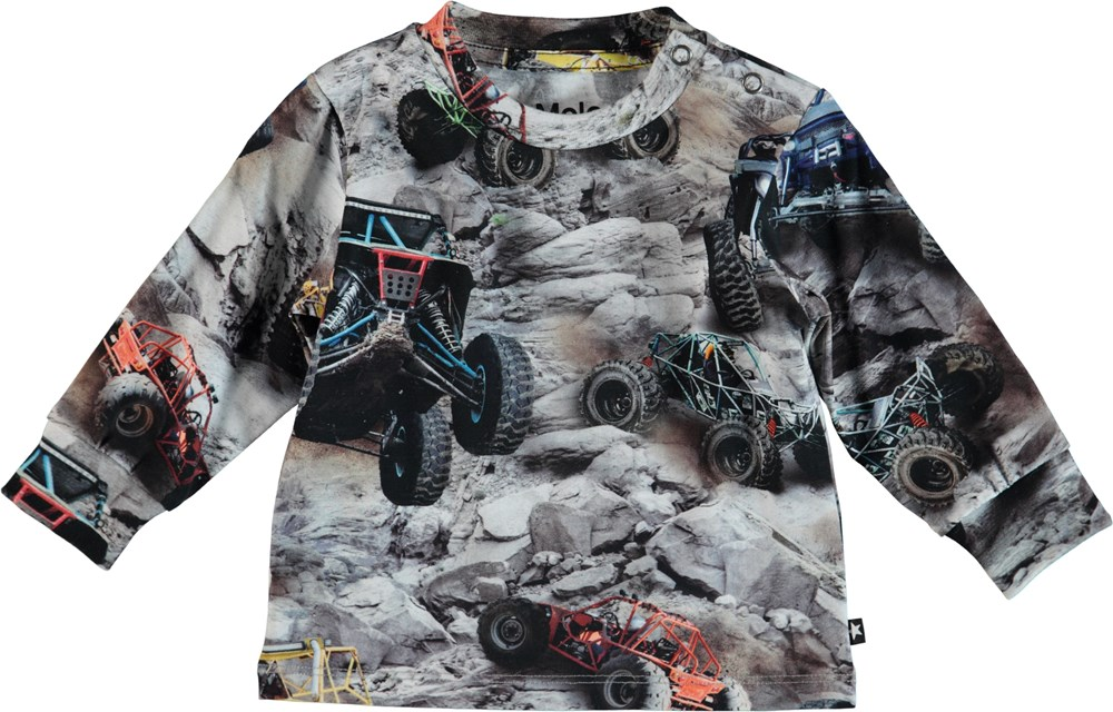 Eloy - Offroad Buggy - Baby Bluse