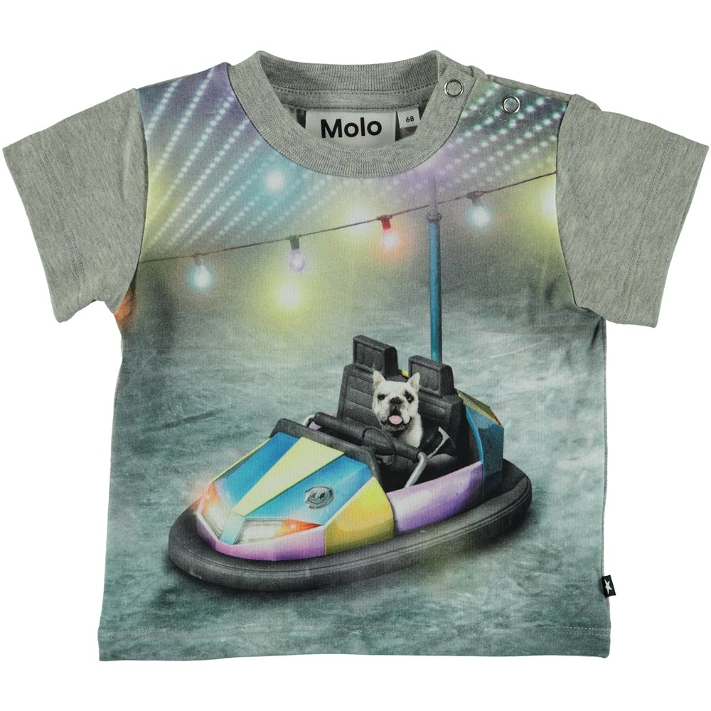 Emilio - Bumper Car - Baby T-Shirt