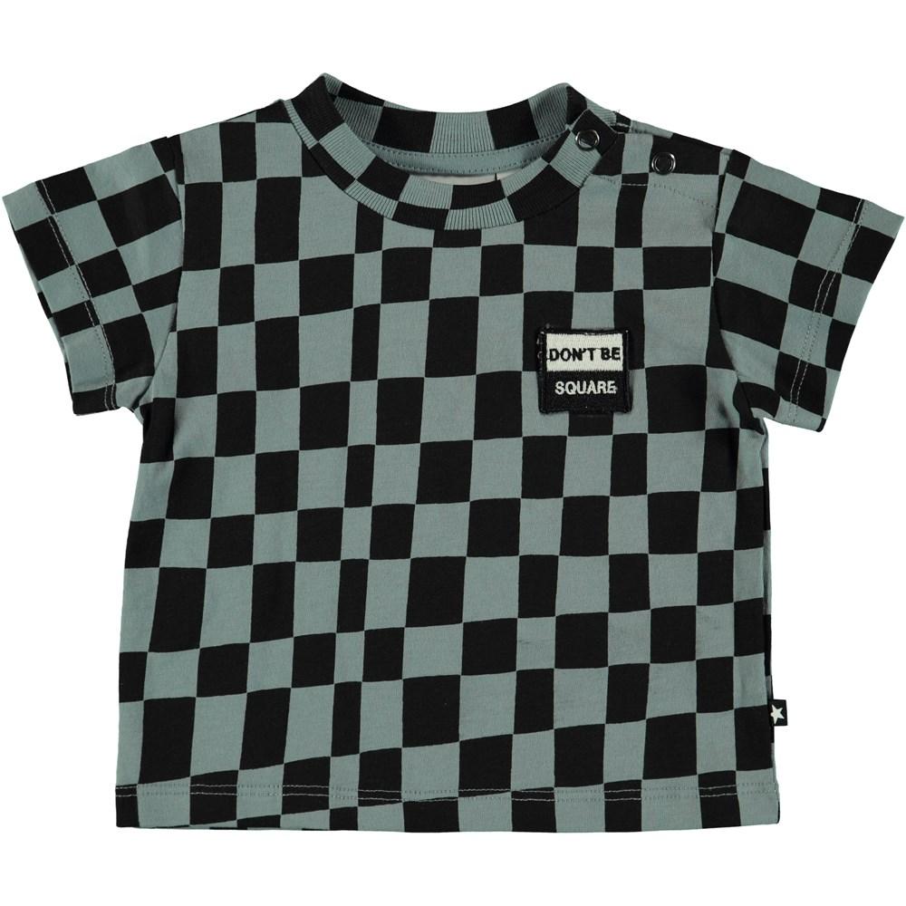 Emilio - Check - Baby T-Shirt
