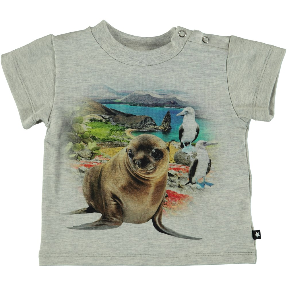 Emilio - Galapagos Life - Baby T-Shirt Galapagos Life